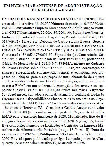 Empresa do Grupo Mateus realizará evento digital para a Emap