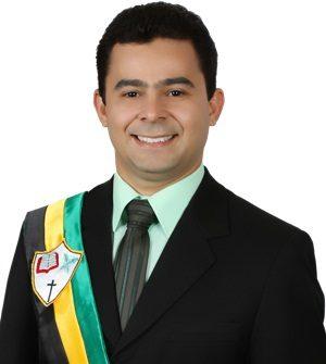 O município governado pelo prefeito Eric Costa é um dos que mais recebe recursos