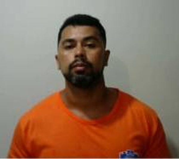 Henry Anthony é agente penitenciário e foi flagrado com cocaína, segundo a SEAP