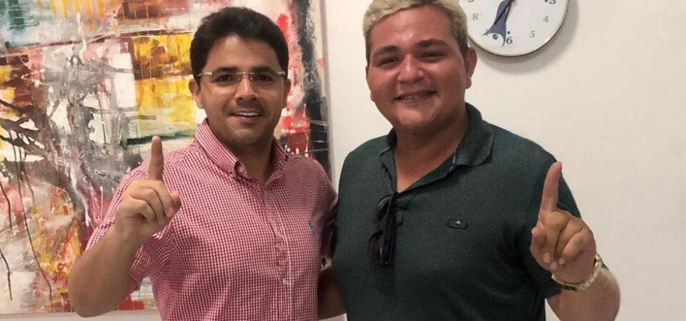 Ricardo apoiava o grupo do atual prefeito e candidato à reeleição, Américo Sousa