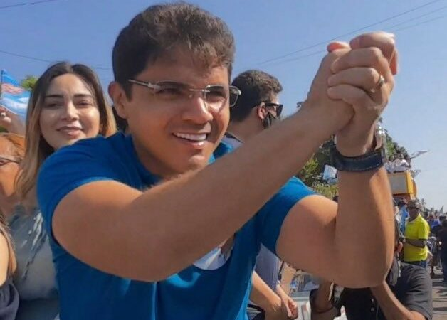Candidato Bruno Silva