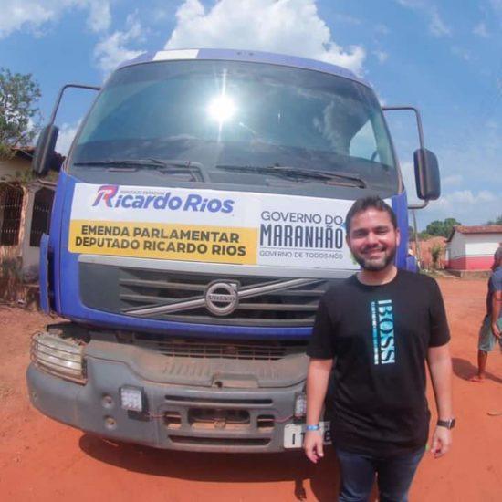 Deputado Ricardo Rios