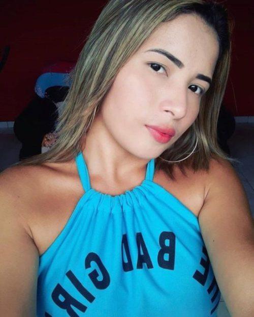 Elane Rodrigues, vítima de acidente no Mateus Mix