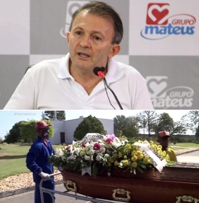 Negligência do Grupo Mateus no caso do desabamento de prateleiras resultou na morte da jovem Elane
