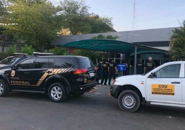 Operacao Cobica Fatal 1 e1604061432742 - Polícia Federal realiza mega operação na prefeitura de São Luís por suspeitas de desvios de recursos do Coronavírus