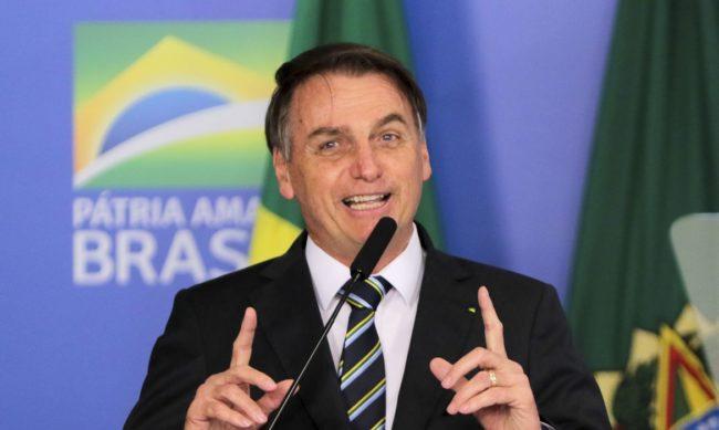 Presidente Bolsonaro