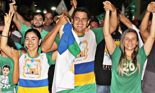 Calvet Filho é eleito em Rosário-MA