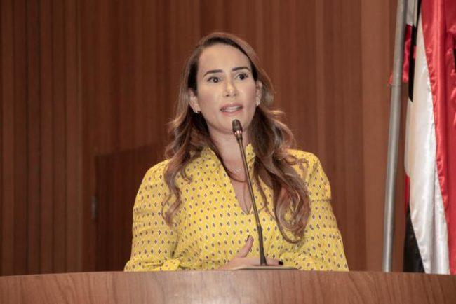 Deputada Thaíza Hortegal