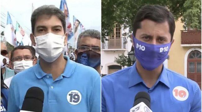 Eduardo Braide e Duarte Júnior