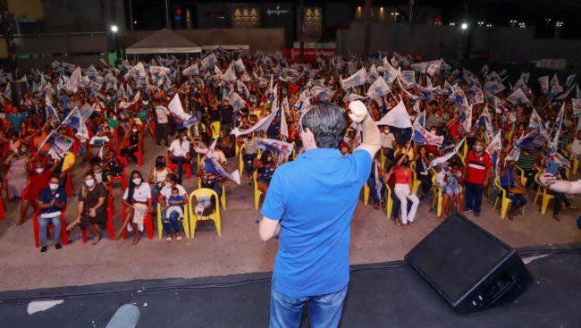 Pinto Itamaraty faz megaencontro em São Luís