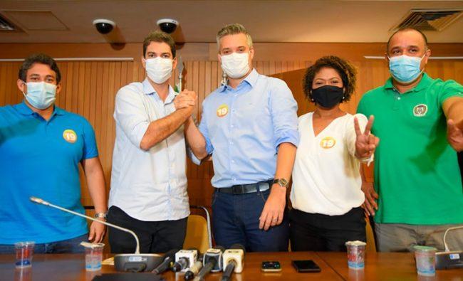 Prefeito eleito Eduardo Braide e seu novo grupo político