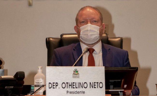 Presidente da Assembleia do Maranhão, Othelino Neto