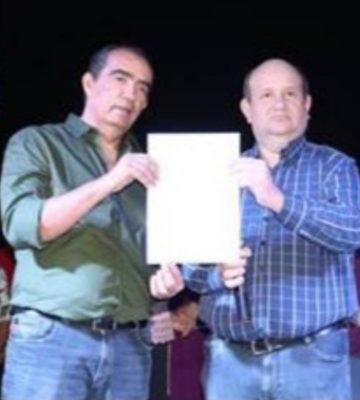 Totonho Chicote está fazendo de tudo para tentar garantir a prefeitura de Pedreiras