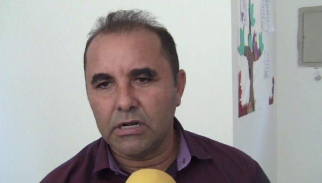 Prefeito Sidney Pereira