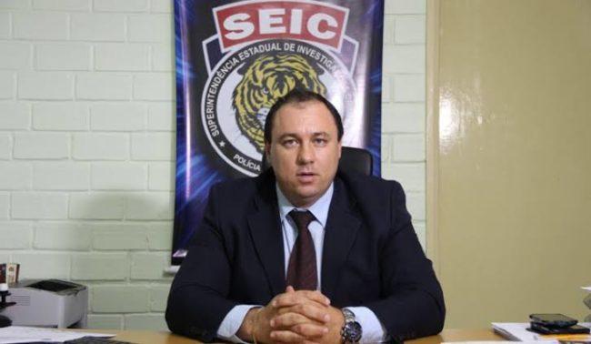 Ex-delegado Tiago Bardal