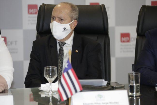 Procurador geral do Maranhão, Nicolau