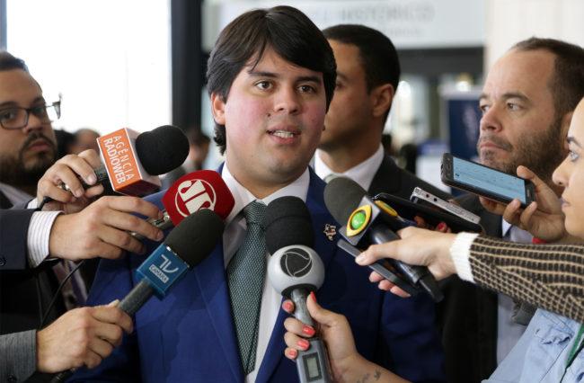 Deputado federal André Fufuca
