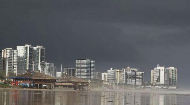 Inmet emite alerta de chuvas intensas para o Maranhão