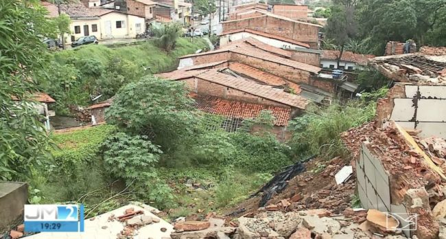 Áreas de risco estão localizadas em várias regiões de São Luís