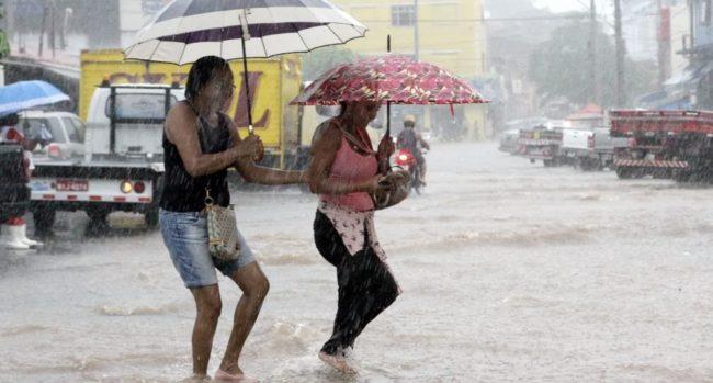 A previsão do tempo, conforme a metetorologia, para esta semana será marcada por pancadas de chuva em São Luís