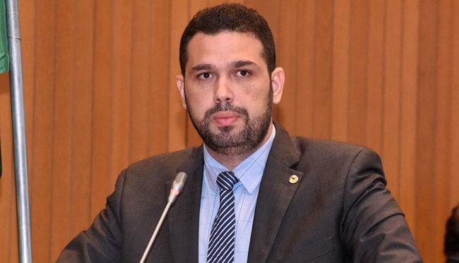 Deputado Fábio Macedo