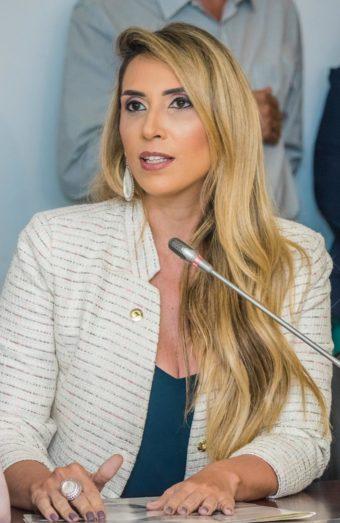 Ex-deputada Andrea Murad