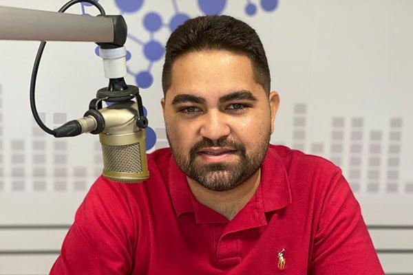 Vereador Thyago Freitas, da Câmara de São Luís-MA