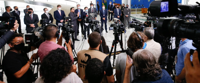 Abraji registra aumento de ataques a jornalistas no primeiro trimestre de 2021