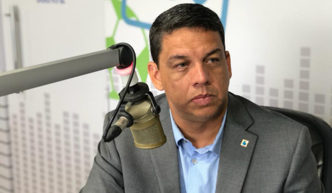 Ex-secretário Lula Fylho é alvo da Operação Tempo Real, da Polícia Federal