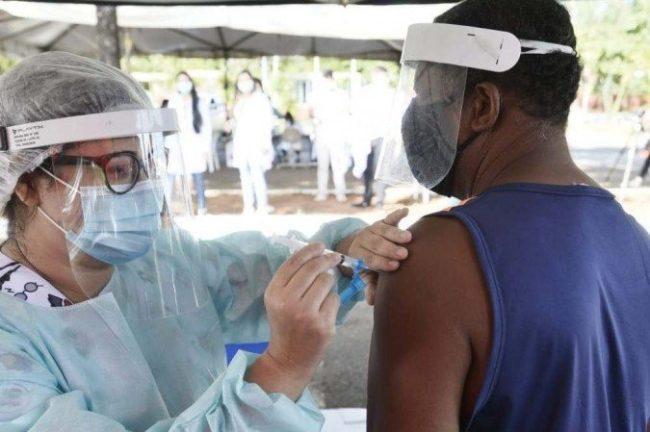 Ministério da Saúde alerta para a necessidade de aplicar a 2ª dose da imunização contra a covid-19