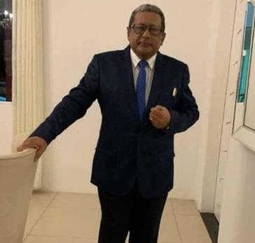Pastor Antônio João