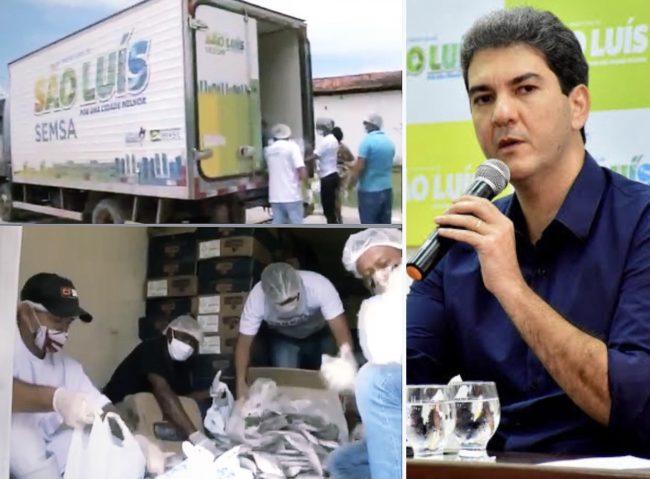 Prefeito de São Luís-MA, Eduardo Braide