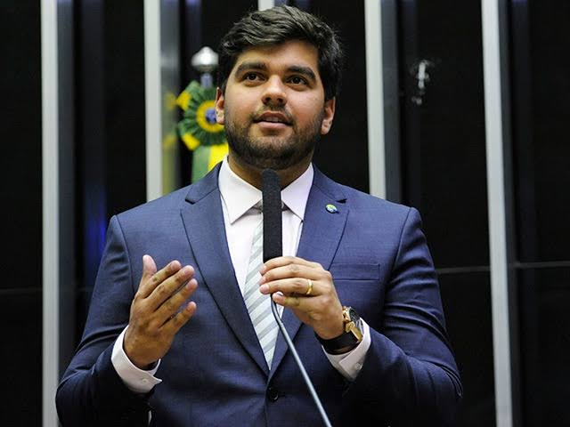 Deputado federal Marreca Filho