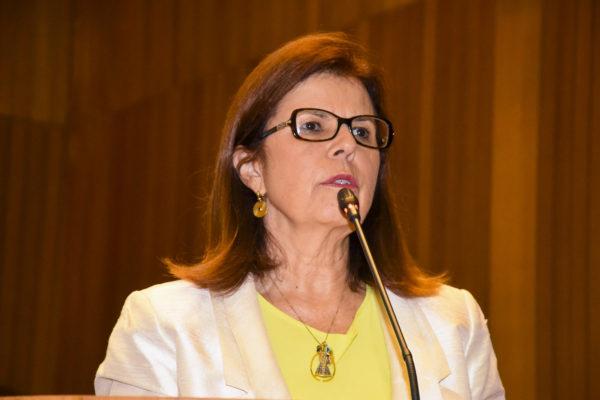 Deputada Helena Duailibe, presidente da Comissão da Mulher na Assembleia Legislativa do Maranhão