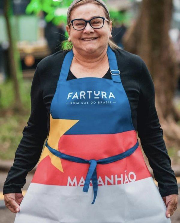 Ana Lula, conhecida como Juja