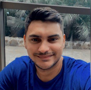Empresário Ivan Alves, dono da Luck Contemplados