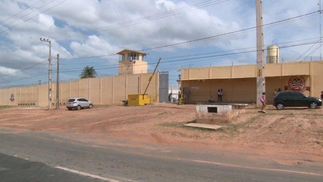 Penitenciária de Pedrinhas, em São Luís