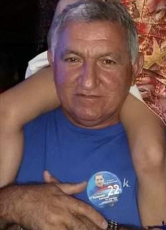Gonçalinho, irmão do ex-prefeito de Pedro do Rosário