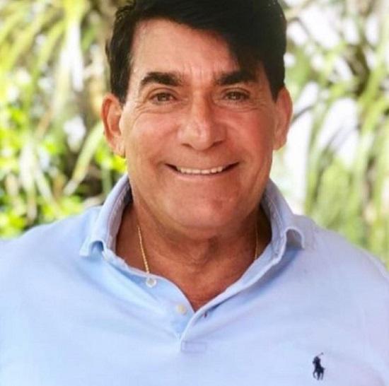 Empresário José Lauro, dono da Enciza