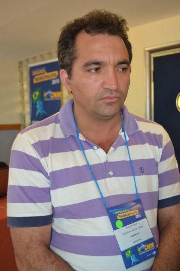 Ex-prefeito Marcelo Farias