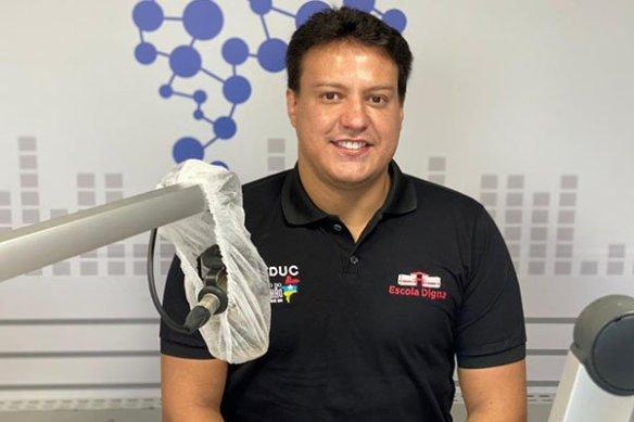 Secretário Felipe Camarão