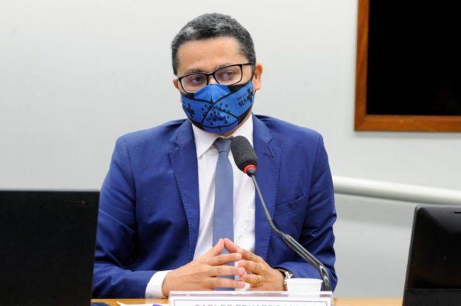 Secretário de Saúde do MA, advogado Carlos Lula