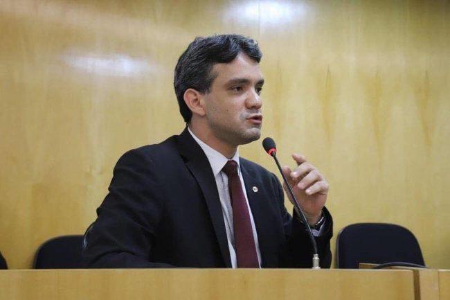 Advogado Thiago Diaz, presidente da OAB/MA