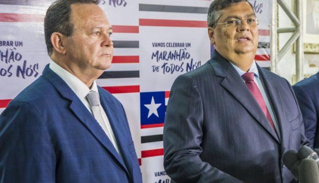 Vice-governador Carlos Brandão tem sede pela saída de Flávio Dino do governo