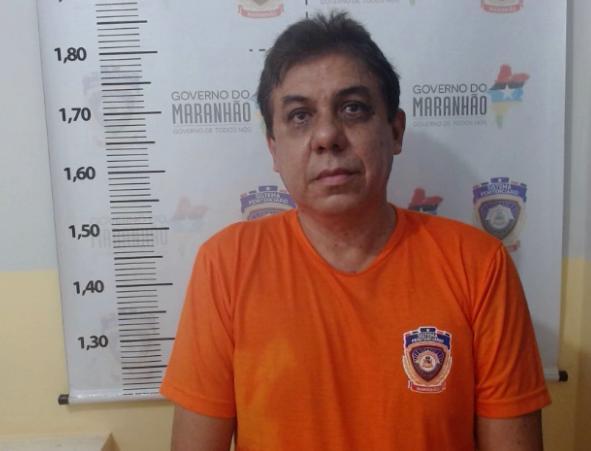 Ex-prefeito Ribamar Filho