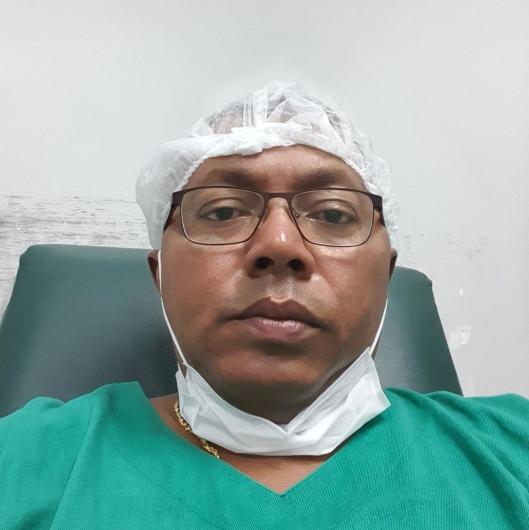 Médico Itaguacy Rodrigues Coelho