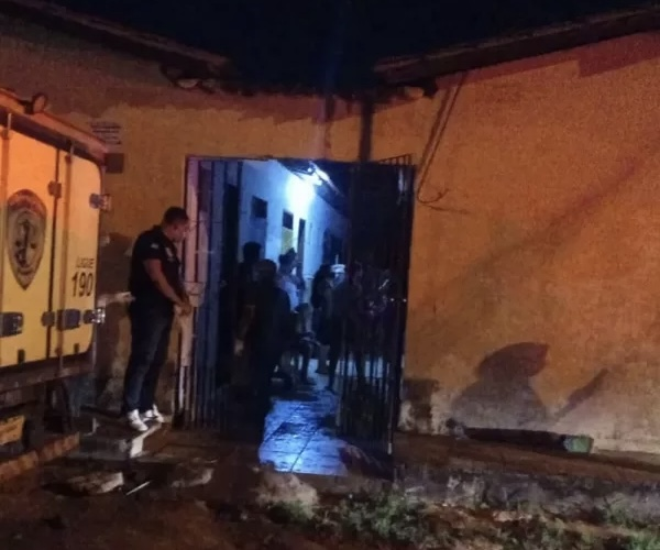 Criança morreu carbonizada nessa segunda-feira (2), em São Luís-MA