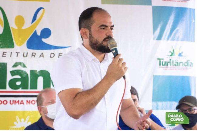 Prefeito Paulo Curió