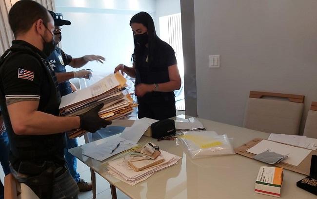 Operação reuniu provas contra denunciados