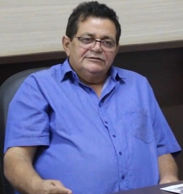Prefeito Aluísio Silva Sousa